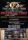 #lastminute  1x U2 ROME PRATO GA Standing Ticket 16.7. Biglietto Biglietti Stehplatz ROMA ROM #italia