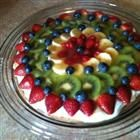 Fruit Pizza! I've used this recipe twice and both times it disappears as fast as I can serve it! So good!