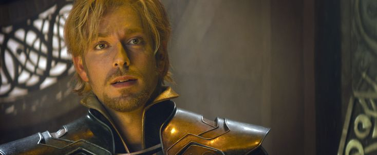 Zachary Levi opens up about 'Thor: Ragnarok (spoilers).
