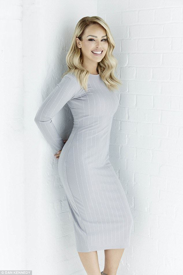 Katie Piper on finding confidence and motherhood | Daily Mail Online