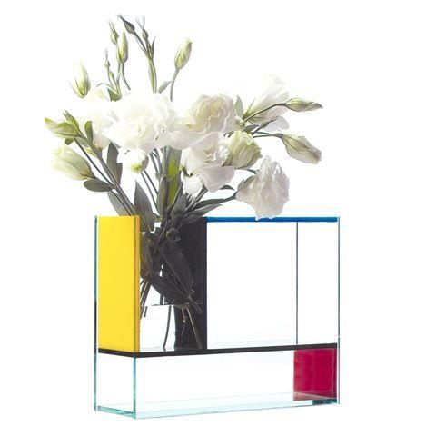 PO Design - Mondrian Vase Rather over indulgent!