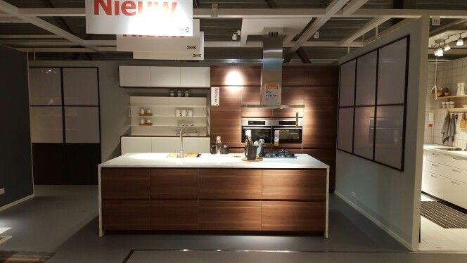 Keuken METOD VOXTORP (IKEA store Hengelo)