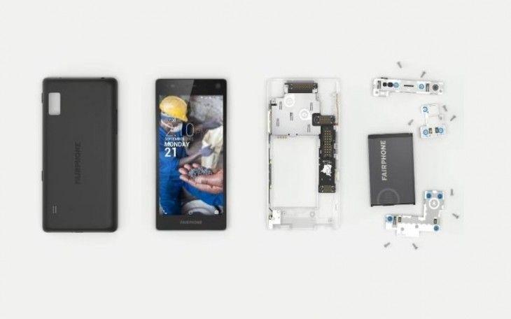 Fairphone 2 este un nou smartphone modular...