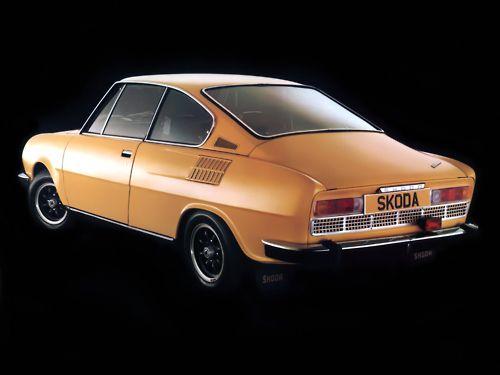 Škoda 110 R (Type 718-K)