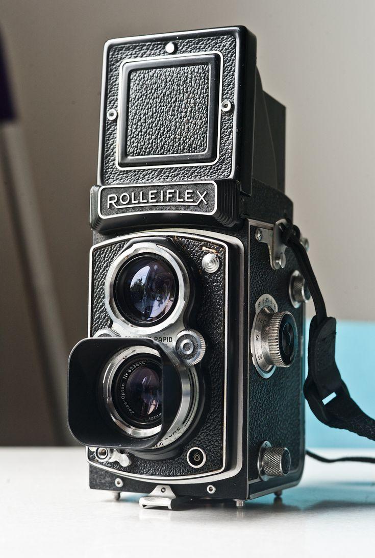 Rolleiflex Automat K4 with Zeiss-Opton Tessar 75mm f/3.5 Lens