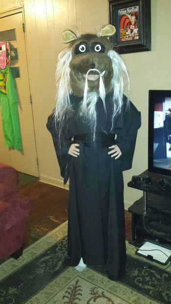 Master Splinter Costume