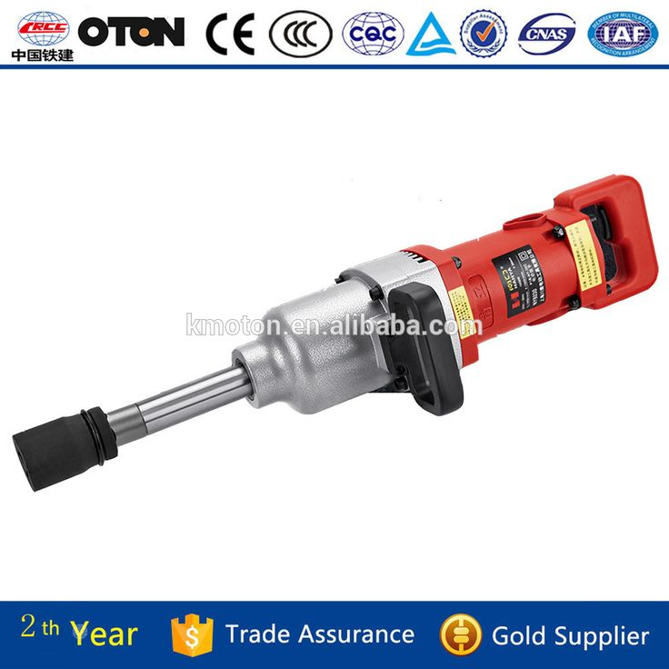 Heavy duty industrial electric impact wrench power tools supplier