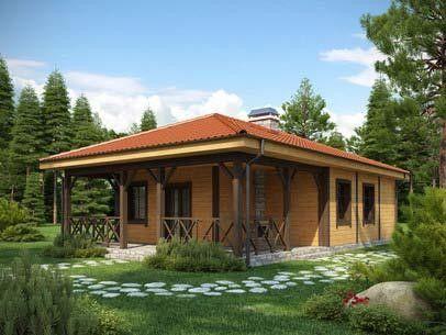 Casas de campo rusticas buscar con google caba as for Casas de campo prefabricadas