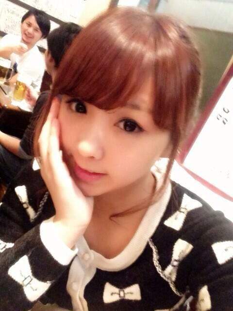 Twitter / iwamuranatsumi: 福岡楽しかったなぁ♡今は大阪に来てごはんなう♡サイコー!!! ...