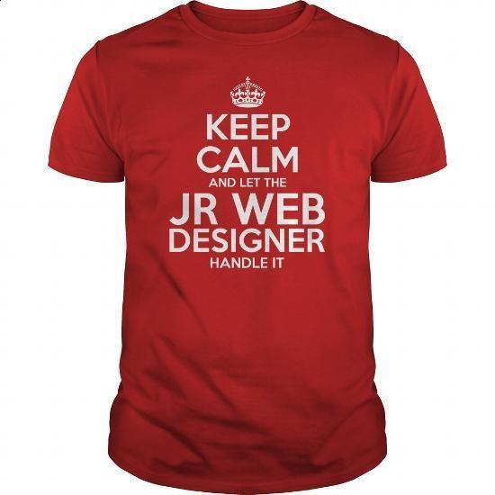 Awesome Tee For Jr Web Designer - #jean skirt #t shirts for sale. BUY NOW => https://www.sunfrog.com/LifeStyle/Awesome-Tee-For-Jr-Web-Designer-Red-Guys.html?60505