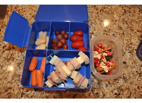 The Lunch Box and snack ideas