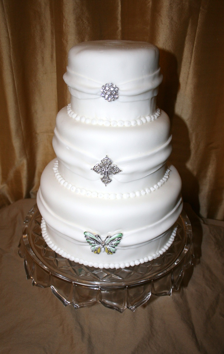 small 3 tier wedding cake 19 best sept 13th wedding cake ideas images on 20199