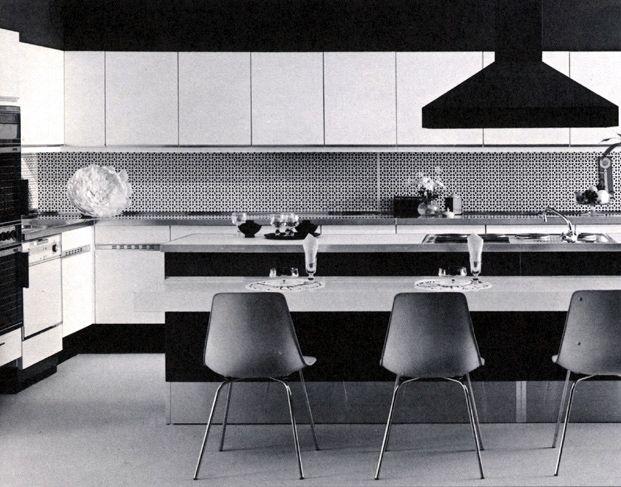 35 best images about cuisine avec bar on pinterest plan for Cuisine configuration