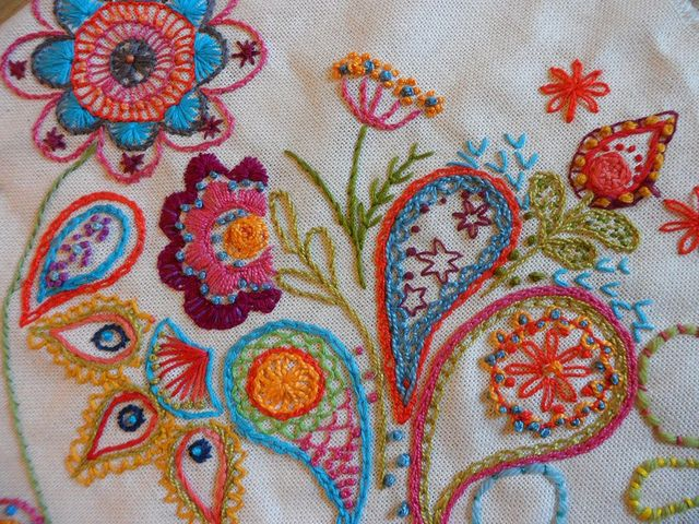 snazzy sampler with fantastic colors