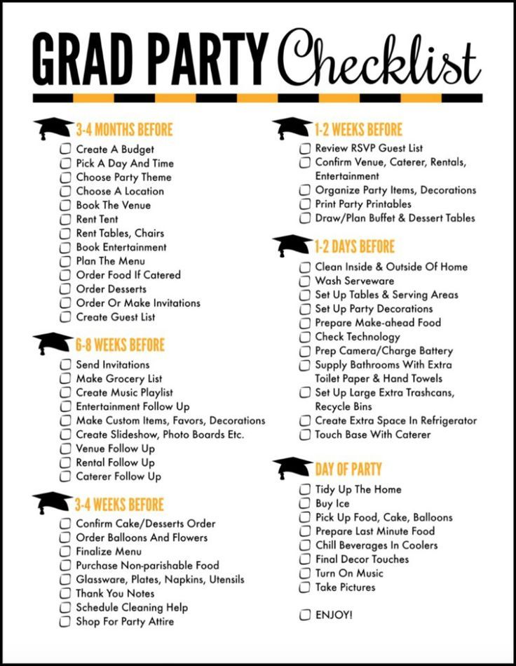 30 must make graduation party food ideas graduation party