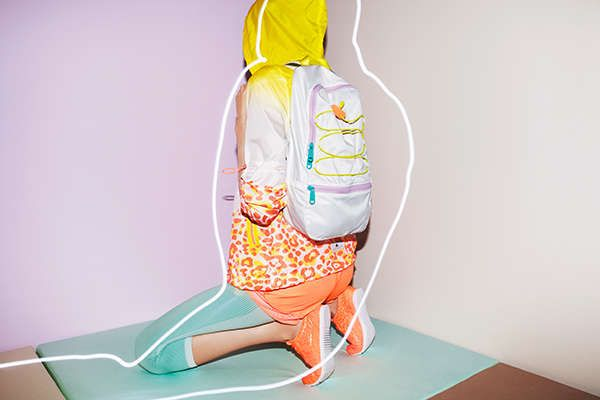 Adidas Originals by Stella McCartney Spring 2013.