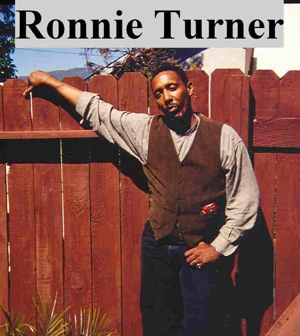 Ronnie Turner Tina Turner Son | Ike Turner Sons
