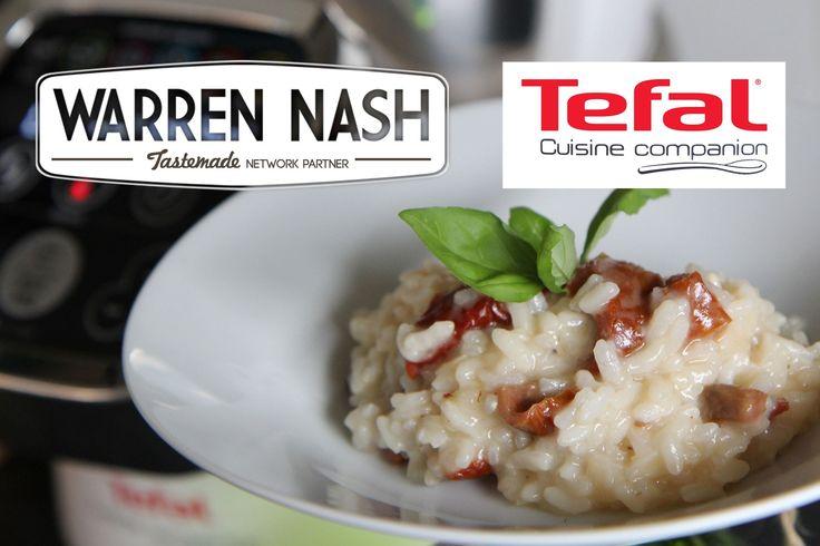 Cuisine Companion Recipes - RISOTTO - Recipes by Warren Nash