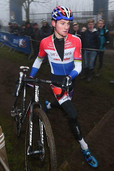 Azencross Loenhout 2016 Mathieu VAN DER POEL / Tim De Waele/Corbis via Getty Images