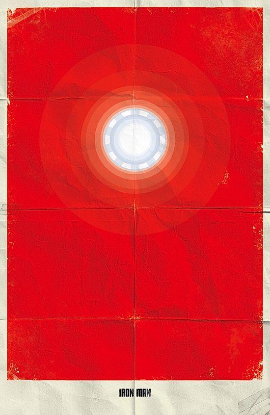 Marvel Minimalist Poster Designs | InspireFirst