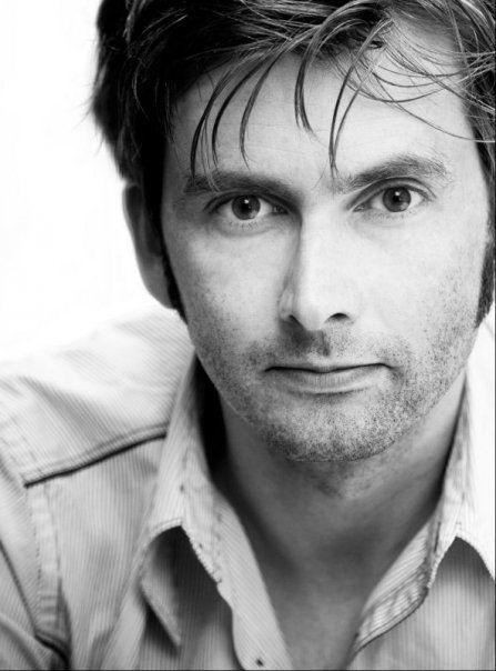 David Tennant - The Doctor and Shakespeare's godchild.  An actor of supreme talent and wit and heart.