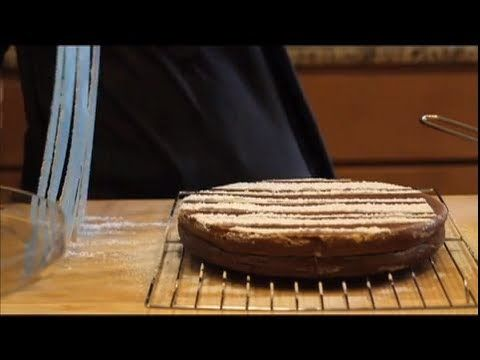 Pastel de Chocolate Vienés.