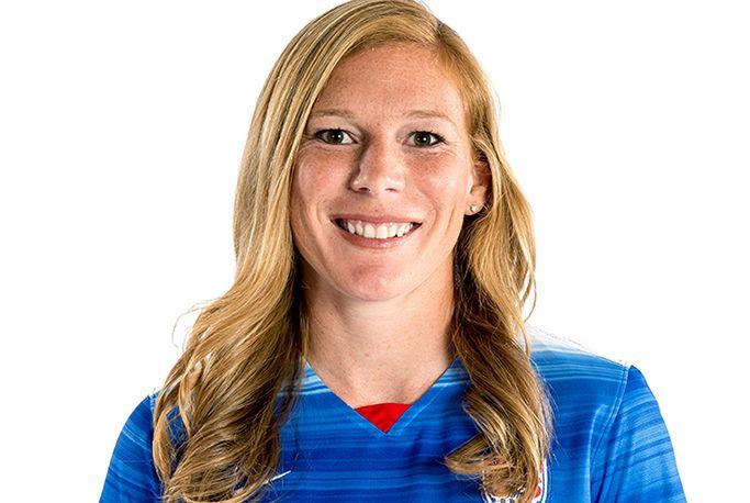 Lori Chalupny 2015 FIFA Women's World Cup - U.S. Soccer