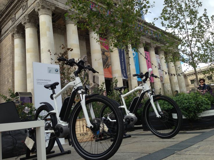 Eco event - bicycle energy workshops for BMW. #bmw #ecoevent #ecoworkshop #warsztatyeko #ekowarsztat https://ecogadget.pl/pl/eco-event