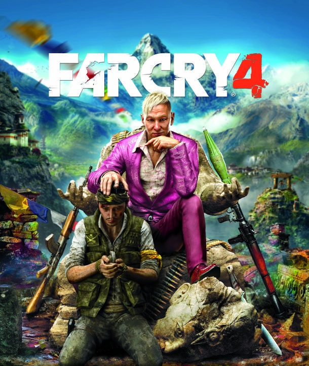 Games: FAR CRY 4