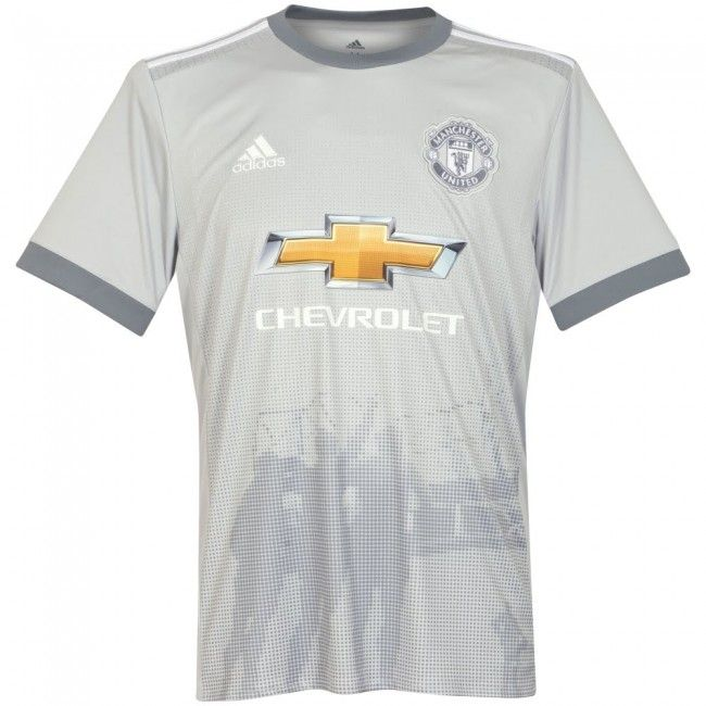 Camiseta del Manchester United 2017-2018 3era #manutd #3rd #shirt