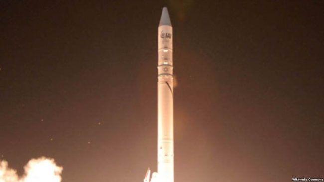 Israel luncurkan satelit telik sandi anyar