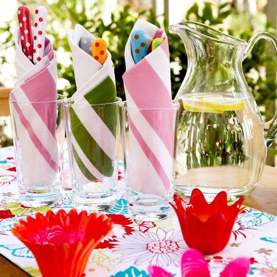 Colourful alfresco tableware | Dining room accessories | Picnicware | housetohome.co.uk