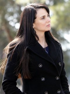 Mia Kirshner - Isobel Flemming - TVD - The Vampire Diaries