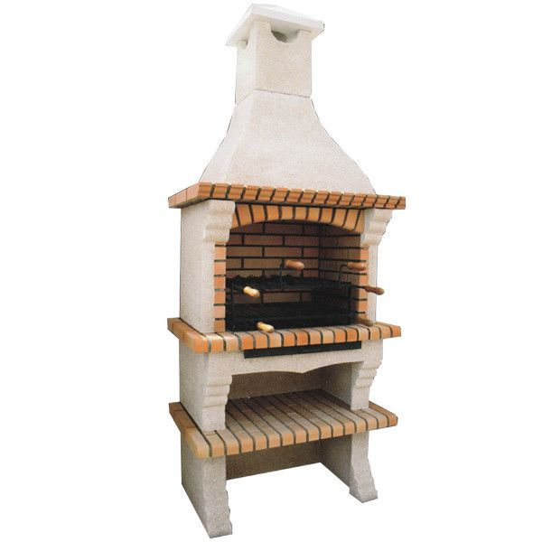 17 meilleures id es propos de barbecue en brique sur - Photo de barbecue exterieur ...