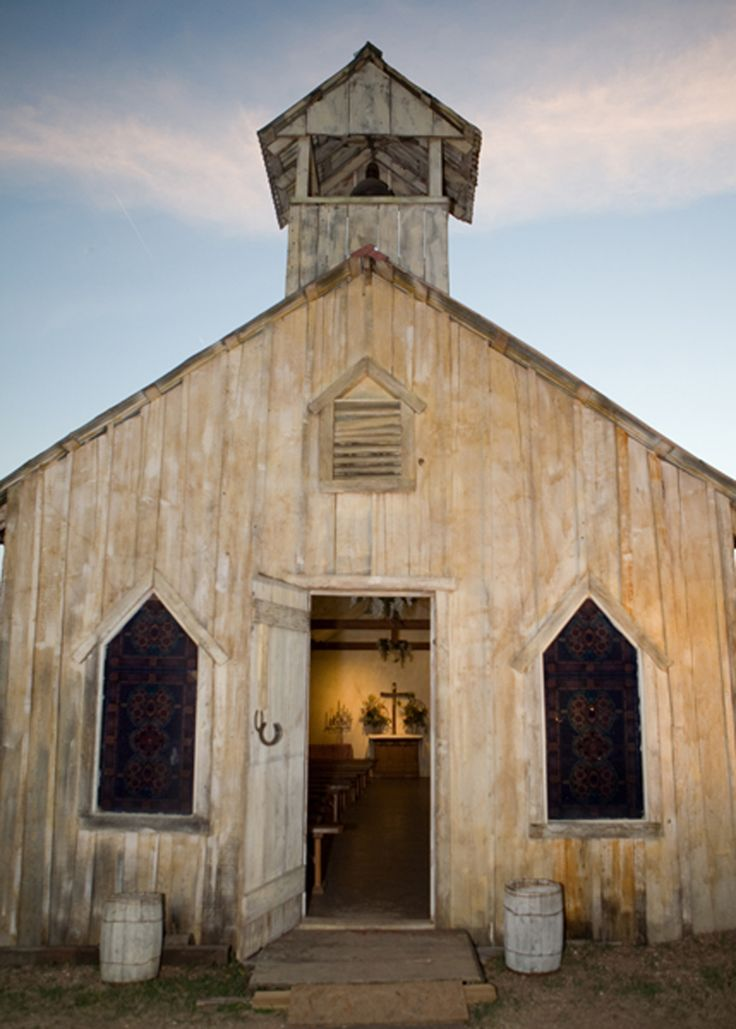 Church Chapel At Enchanted Springs Ranch In Boerne Texas Beautiful Place For A Wedding