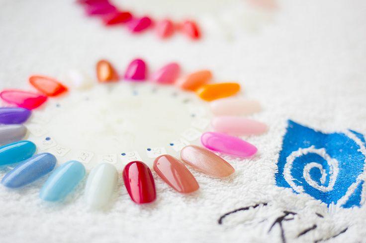 nail colors