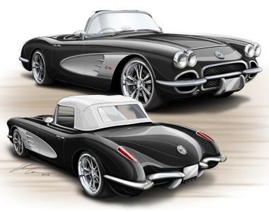 Best Vehicle Illustration Images On Pinterest Car