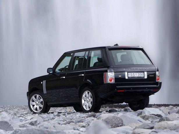 Range Rover Vogue >> available for rental in Cote d'Azur and Paris by Saintrop.com!