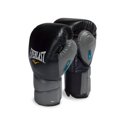 Everlast ProTex2 Evergel 14 oz Training Gloves Black