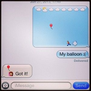 Wow, These People Take Texting To An Emoji Art