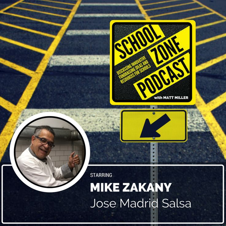 Turn up the heat on your school fundraising with a blue ribbon assortment of gourmet salsas paired with the world's best customer service. The School Zone Podcast welcomes Jose Madrid Salsa to the podcast.
