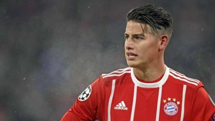 """Bayern Munich playmaker James Rodriguez to miss """"a few days"""" with calf injury: * Bayern Munich playmaker James Rodriguez to miss """"a few…"""