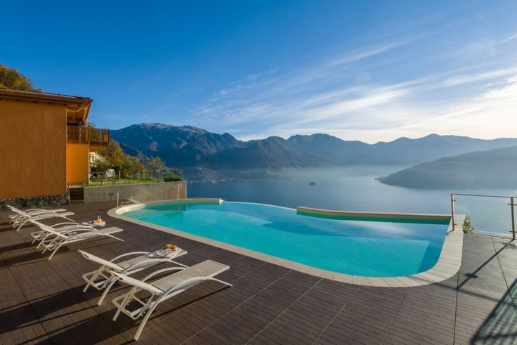 Stunning Apartment in Lombardy, Lake Iseo in Italy. Click photo for more information.