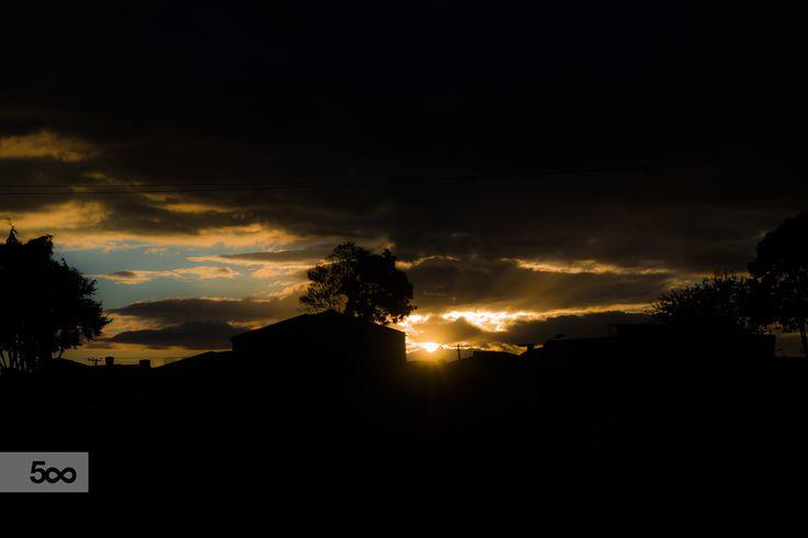 Sun And Shadows Bogotá Col. by Gabriel Guerrero on 500px