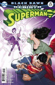 Superman Comic Books Available This Week (June 7 2017)