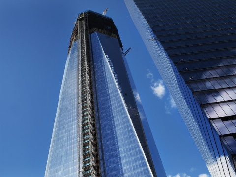 One World Trade Center - 2012 New York