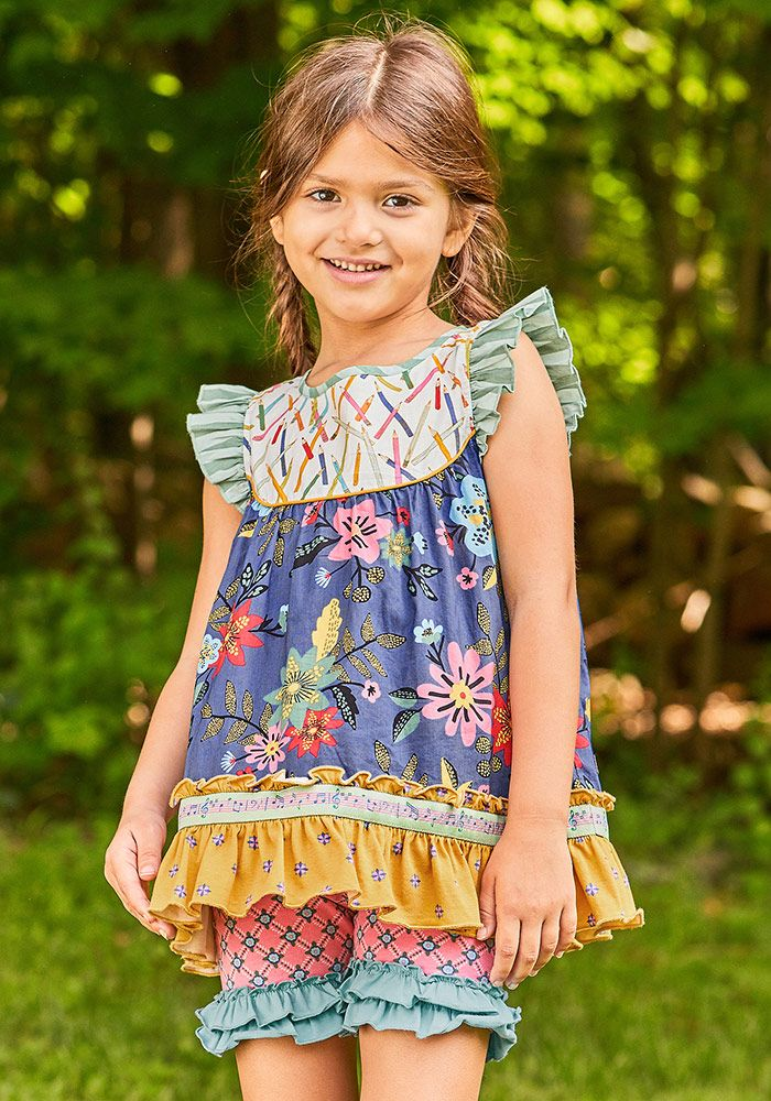 b8e31843245b With Flying Colors Top - Matilda Jane Clothing. With Flying Colors Top - Matilda  Jane Clothing Choose Your Own Path ...