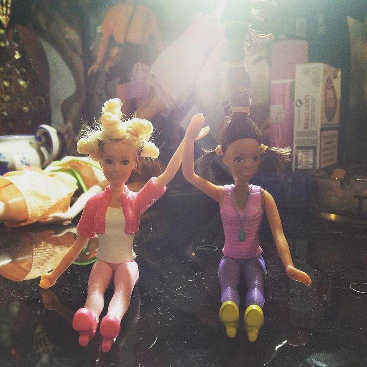 Priscila  #bondia #modernas #barbie #mattel #mcdonalds #happymeal #amiguis #travestis #maricas #horteras #gay #gayinsta #toys #hastaluegomaricarmen #buttercup #mallorca by principebuttercup