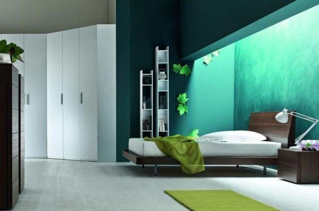 Cómo aplicar colores obscuros en tus paredes