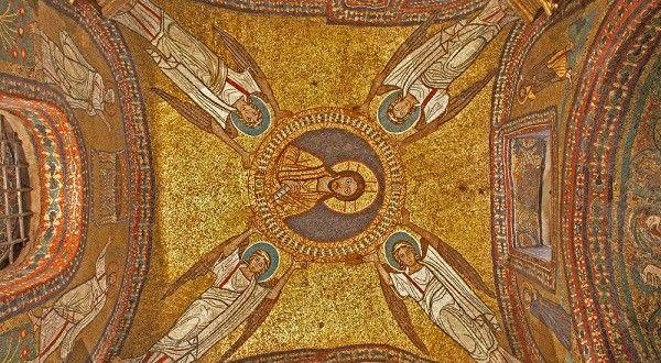 Santa Prassede – Byzantijnse mozaïeken & een jonge Bernini – Ciao tutti – ontdekkingsblog door Italië
